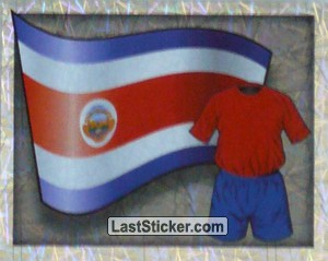 National Flag - Kit (Costa Rica)