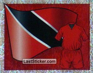 National Flag - Kit (Trinidad & Tobago)