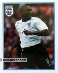 Sol Campbell (England v Sweden) (The Tournament)