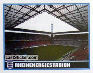 Rheinenergiestadion (Köln) (The Tournament)