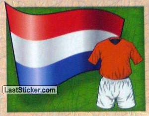 National Flag - Kit (Holland)