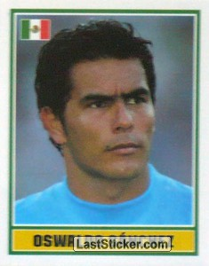 Oswaldo Sanchez (Mexico)