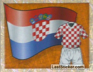 National Flag - Kit (Croatia)