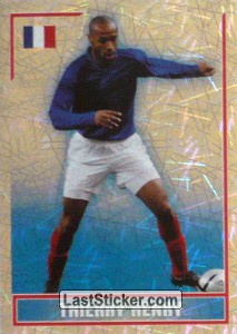 Thierry Henry (Star Player) (France)