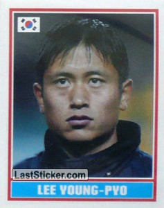 Lee Young-Pyo (Korea Republic)