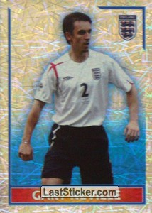 Gary Neville (Personal Presentation)