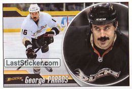 George Parros (Anaheim Ducks)
