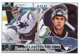 Thomas Greiss (San Jose Sharks)