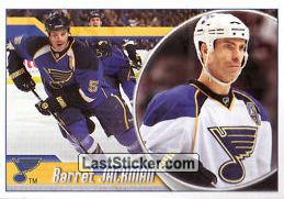 Barret Jackman (St. Louis Blues)