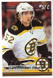 Zach Hamill (Boston Bruins)