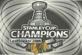 Stanley Cup Champions 2010 (Chicago Blackhawks)