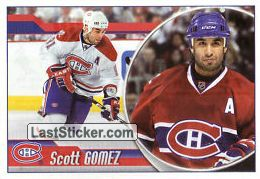Scott Gomez (Montreal Canadiens)