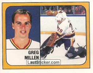 Greg Millen (St. Louis Blues)