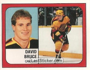 David Bruce (Vancouver Canucks)