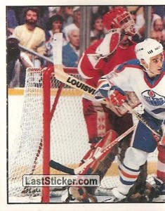 Campbell Conference semifinal - Edmonton 4-1 Detroit (1 of 2) (1988 Stanley Cup Playoffs)