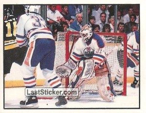 Game 4 - Boston @ Edmonton 3:6 (1988 Stanley Cup)
