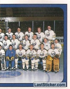 Buffalo Sabres team (2 of 2) (Buffalo Sabres)