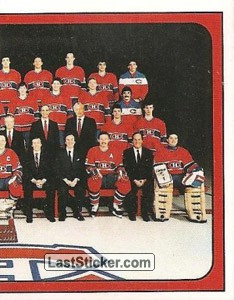 Montreal Canadiens team (2 of 2) (Montreal Canadiens)