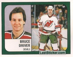 Bruce Driver (New Jersey Devils)