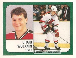 Craig Wolanin (New Jersey Devils)