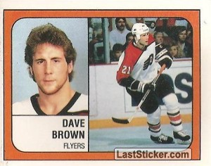 Dave Brown (Philadelphia Flyers)