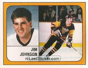 Jim Johnson (Pittsburgh Penguins)