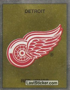 Detroit Red Wings emblem (Detroit Red Wings)