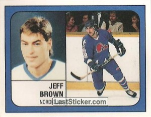 Jeff Brown (Quebec Nordiques)