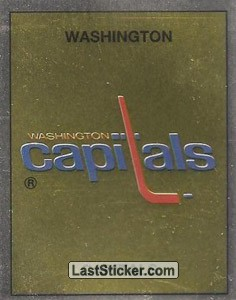 Washington Capitals emblem (Washington Capitals)