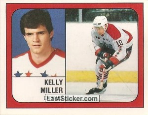 Kelly Miller (Washington Capitals)