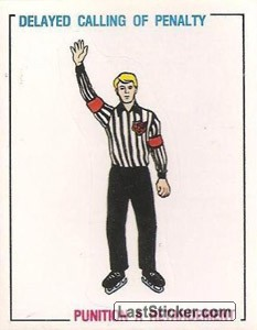 Delayed calling of penalty (Signals and Rules)