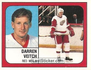 Darren Veitch (Detroit Red Wings)