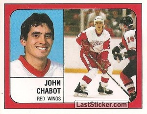 John Chabot (Detroit Red Wings)