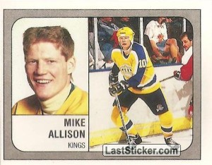 Mike Allison (Los Angeles Kings)