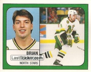 Brian Lawton (Minnesota North Stars)