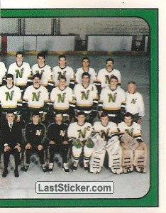 Minnesota North Stars Team (Minnesota North Stars)