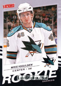 Mike Iggulden (San Jose Sharks)