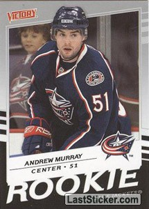Andrew Murray (Columbus Blue Jackets)
