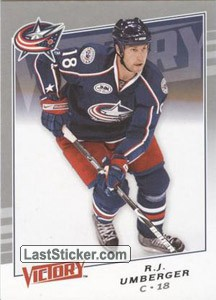 R.J. Umberger (Columbus Blue Jackets)