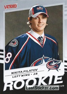 Nikita Filatov (Columbus Blue Jackets)