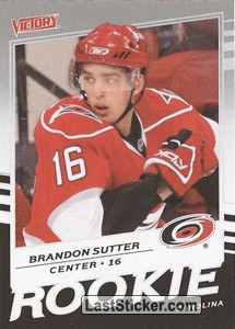 Brandon Sutter (Carolina Hurricanes)