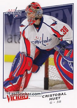 Cristobal Huet (Washington Capitals)