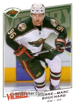 Pierre-Marc Bouchard (Minnesota Wild)