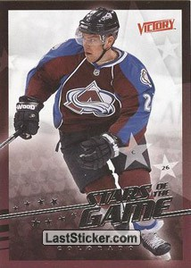 Paul Stastny (Colorado Avalanche)