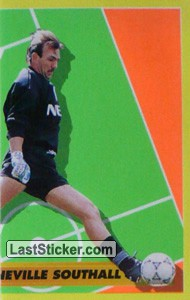Neville Southall (Star Player 2/2) (Everton)