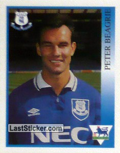 Peter Beagrie (Everton)