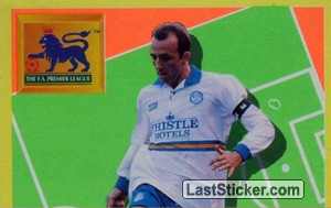 Gary McAllister (Star Player 1/2) (Leeds United)