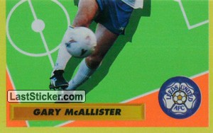 Gary McAllister (Star Player 2/2) (Leeds United)