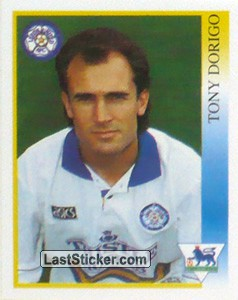 Tony Dorigo (Leeds United)