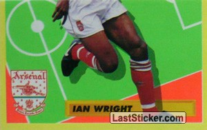 Ian Wright (Star Player 2/2) (Arsenal)